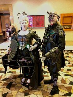 "Steampunk ""Borg"" Cosplay Ideas, Costume Ideas, Star Trek Convention, Resistance Is Futile, Star Trek Cosplay, Cogs, Best Cosplay, Pop Culture, Steampunk"