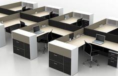 Sample Modular Office Layout