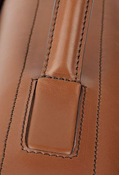 BREE | Oxford 5 mocca - MC - Cowhide Leather soft
