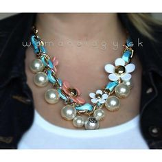 Náhrdelník Spring Dixie #necklace #necklaces #accessories #fashion #style #fashionjewelry #fashionjewellery #bijoux #bijouterie #womanology
