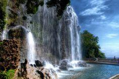 The Castle Waterfall, Nice