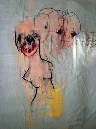 Αποτέλεσμα εικόνας για Khara Oxier paintings Neo Expressionism, Outsider Art, Figure Painting, Contemporary Paintings, The Outsiders, Francis Bacon, Draw, Fine Art, Figurative