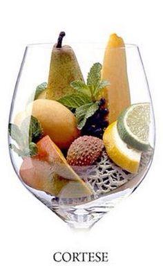 Cortese wine. All the aromas