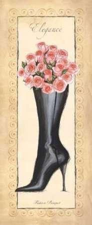 Cuadro Fashion Bouquet II