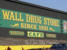 Overland Travel - The Black Hills of South Dakota -