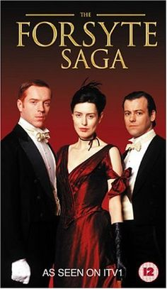 'The Forsyte Saga', Sumptuous PBS remake. Featured magnificent period costuming & hairstyles.