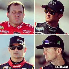 Let's go racing,  boys!