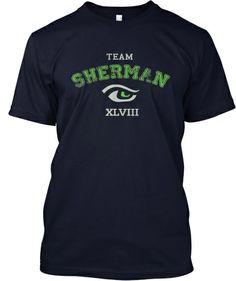 TEAM SHERMAN!