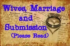 Wives, Marriage, and Submission (Ephesians 5) John MacArthur