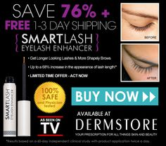 Ditch Your Prescription and Enhance Your Lashes