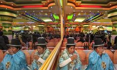 "Architectural Review on Twitter: ""Party Halls in El Alto, Bolivia ..."