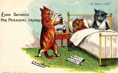 DAMAGES FOR PERSONAL INJURY.LOUIS WAIN