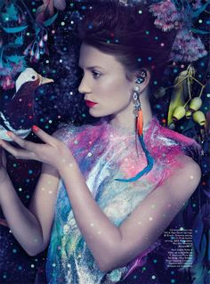Amalgamation | KIDNAPPED CULTURE | Emma Summerton Vogue Australia March 2014