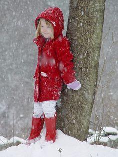 Lutin des neiges ...