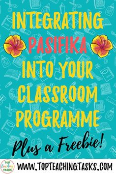 Integrating Pasifika into your classroom programme. With the likelihood that students in your class will have Pacific heritage, it is vital that the classroom space, culture and learning positively reflect Pasifika. Students are more likely to achieve when they see themselves in their classroom and learning. Read on to learn more about integrating Pasifika into your classroom programme with our Pacific Islands teaching resources.