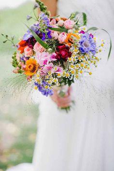 RAMOS DE MARGARITAS - Blog de bodas de Una Boda Original