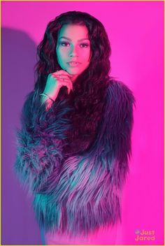 """♍ Zendaya Coleman (9/1/1996; Oakland, CA), is an actress, singer & dancer. She has stated that her name means to give thanks in Shona (Bantu language native to Zimbabwe.) As of 2013 she stars on the Disney Channel sitcom Shake It Up as Rocky Blue. Zendaya has starred in two films and played one of the lead roles in the film Frenemies. She released her debut book, Between U and Me: How to Rock Your Tween Years with Style and Confidence. Single-""""Swag It Out"""", Clothing line & DWTS."""