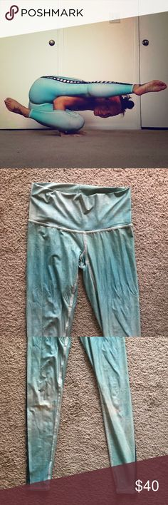 Teeki Yoga/Hot Pants Economically friendly Teeki hot pants that can be used for yoga, surfing, hiking, exploring, or relaxing.  Waistband sits under belly button.  Super comfortable material, quick drying, and fun! teeki Pants Leggings