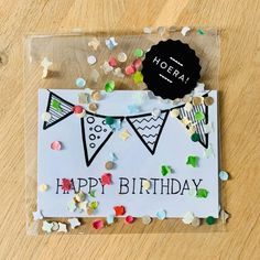 Nootz - Annelou van Noort Turn money into a party. - Nootz – Annelou van Noort Turn money into a party. Birthday Box, Birthday Cards, Homemade Gifts, Diy Gifts, Gift Wrapper, Diy Presents, Happy B Day, Creative Gifts, Diy Cards