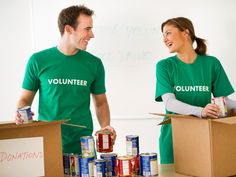 Why you should volunteer with your guy  #FFAFF