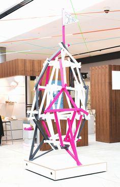Gerber Upstairs Pop Up Box (Stuttgart)