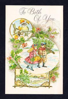 Christmas Card ~ (HP 09)