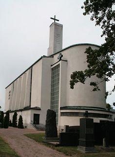 Erkki Huttunen, Nakkilan kirkko