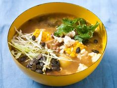 Vegetarian Posole from Huffington Post food