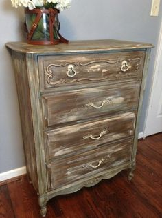 Perfect I Want My Dresser Nightstand Refinished.