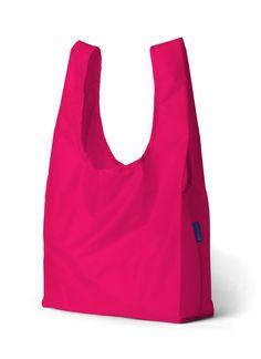 Hot Pink Baggu www.BAGGU.com