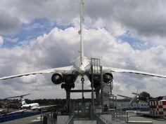 Tupolev TU-144 @ Sinsheim