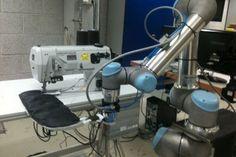 Robot Sewing Machine