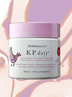 This Scrub Cleared Up My Bumpy Arms After One Shower+#refinery29
