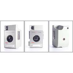 Kodak vecta. Designed by Kenneth Grange.