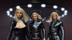 Pleiadians of the Galactic Federation Aliens And Ufos, Ancient Aliens, Chica Alien, Concept Art Alien, Nordic Aliens, Dragons, Secret Space, Black Eagle, Templer