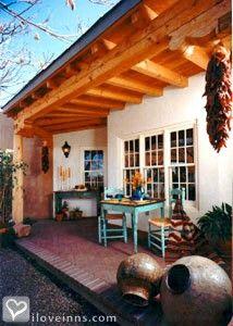 El Farolito Inn  Santa Fe, NM