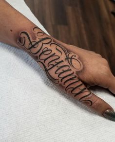Neck Tattoos Women – tattoos for women small Name Tattoos On Neck, Name Tattoo On Hand, Side Neck Tattoo, Neck Tattoos Women, Side Hand Tattoos, Hand Tattoos For Women, Tattoo Women, Finger Tattoos, Tattoos Of Names