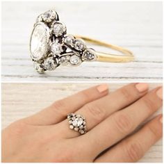 vintage wedding ring!