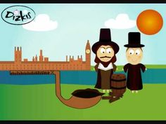 Great little video about Guy Fawkes and Bonfire Night