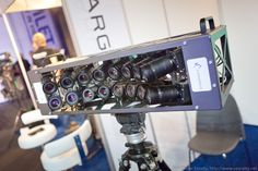 Camargus multi-camera wide-field system for sports events