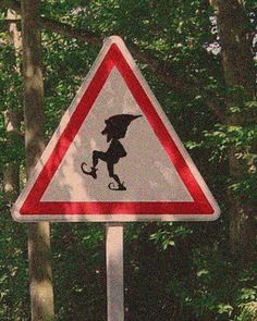 Gnome Crossing I need this Woodland Creatures, Magical Creatures, Goblin, Fairy Land, Fairy Tales, Trolls, Kobold, Elves And Fairies, Theme Noel