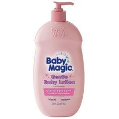 Baby Magic Gentle Baby Lotion Original Baby Scent 30 fl oz 2 Pack * You can find more details by visiting the image link. Baby Lotion, Baby Shampoo, Child Care Prices, Lanai Island, Baby Skin Care, Baby Supplies, Gentle Baby, Baby Essentials, Sensitive Skin
