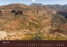 der Grabenbruch in Äthiopien / Ethiopia