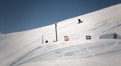 Emil Goranov - Snowboard Spring Session - Triple Backflip