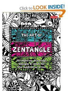 The Art of Zentangle  (Margaret Bremner et al.)