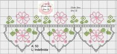 Cross Stitch, Kids Rugs, Floral, Canvases, Diy, Cross Stitch Embroidery, Cross Stitch For Baby, Sewing Ideas, Crafts