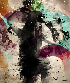 I Think You Got Me Where You Want Me, Come On! by Karl Ouellette, via Behance