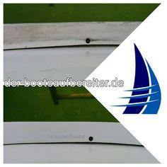 Der Heckgummi der Bavaria 36 ist auch wieder super sauber geworden.  Einen schönen Sonntag Abend noch.  #DerBootsaufbereiter  ---------------------------------------------------------------- #aufbereiten #polieren #bootsservice