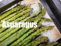 It's FRESH asparagus season! Choose asparagus that is BRIGHT green, with no shriveling. Prepare a little extra because roasted asparagus is GREAT to add to your morning eggs, quiches, soups, & especially to have extra on hand to munch on! Clean Eating Recipes, Healthy Eating, Cooking Recipes, Healthy Recipes, Cooking Ideas, Clean Foods, Eating Clean, Veggie Recipes, Beef Recipes