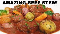 Canning Cherry Tomatoes, Beef Recipes, Beef Meals, Chicken Recipes, Cooking Recipes, How To Peel Tomatoes, Beef Chuck Roast, Broccoli Cheese Soup, Stuffed Mushrooms